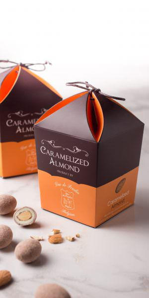 Caramelized Almond