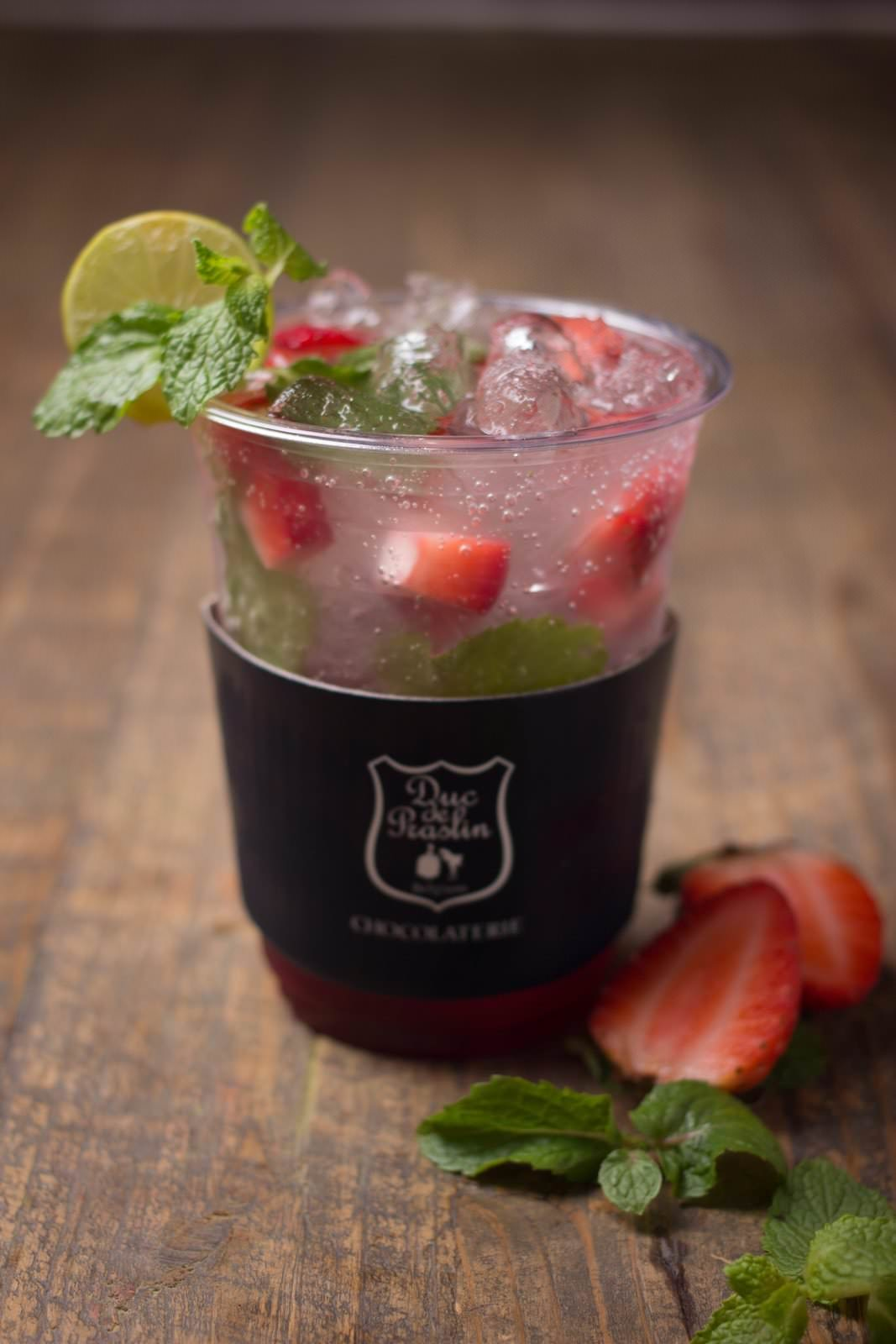 Strawberry Mojito Mint