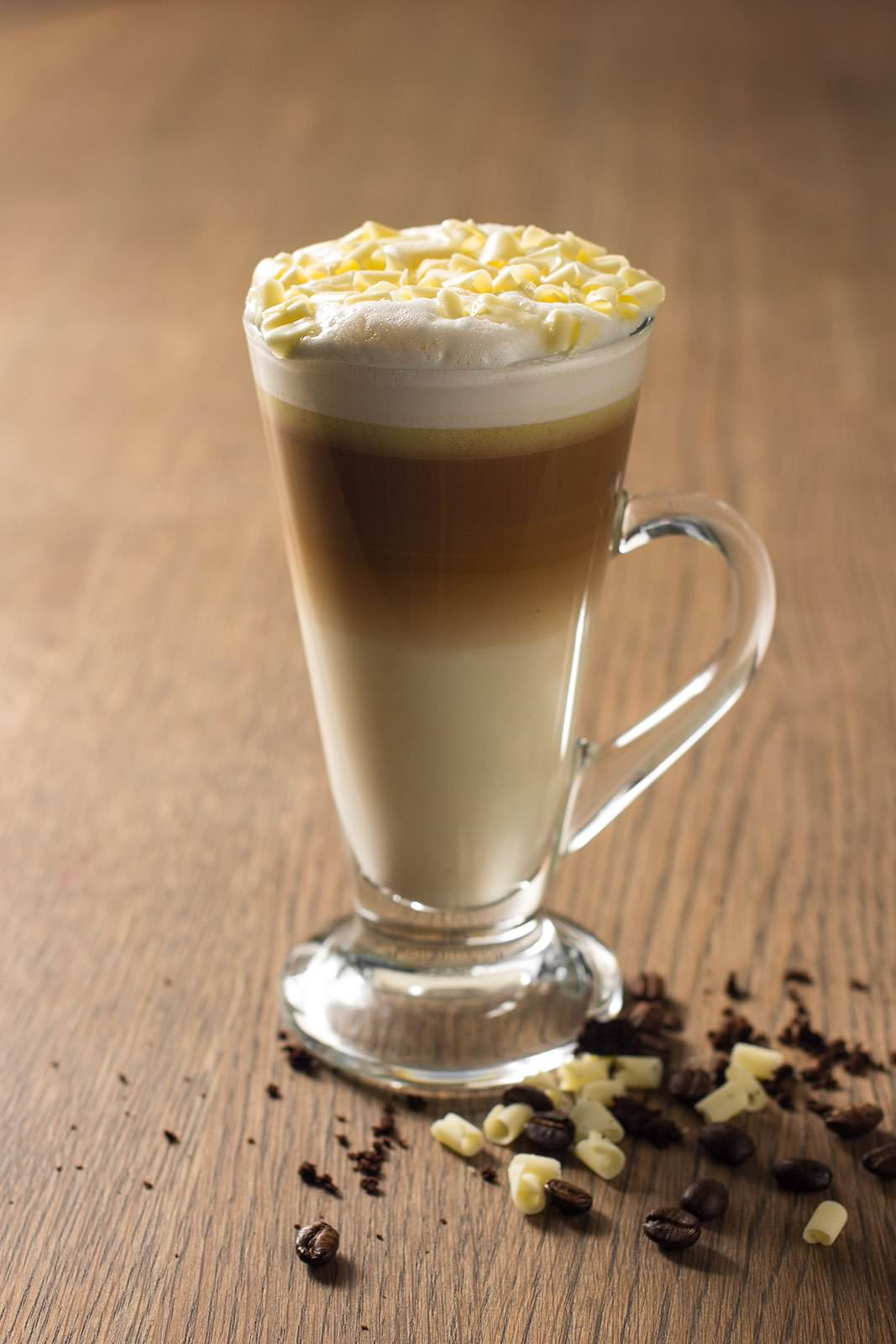 White Chocolate Mocca - Hot