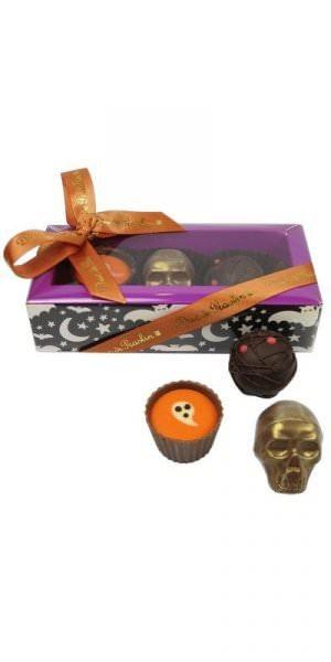 Halloween Pralines & Truffle