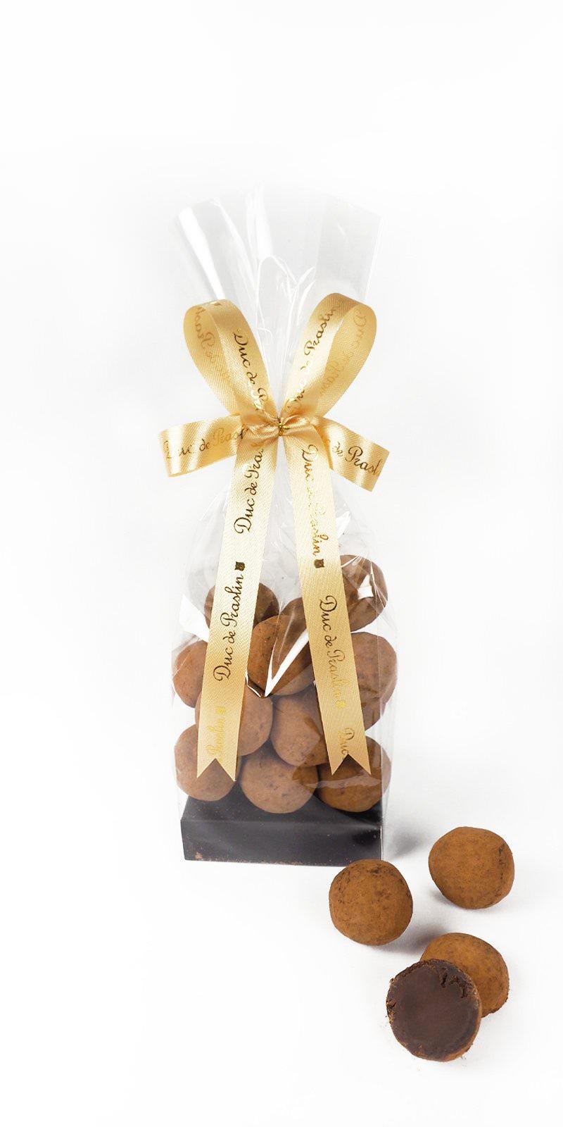 Round truffles
